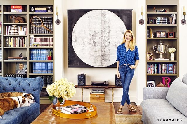 Celebrity Home Tours – Brooklyn Decker And Her Texas Ranch House Style