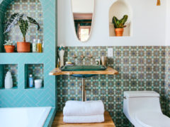 Currently Crushing: The Jungalow's Bathroom Remodel