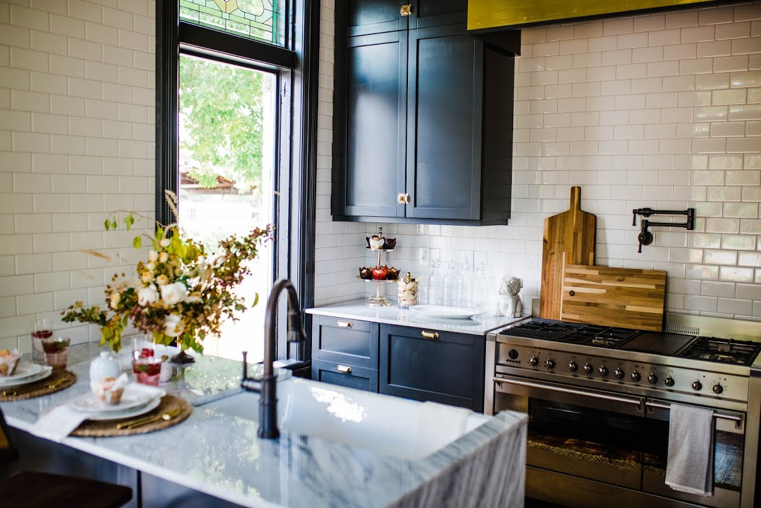 Win This House The Kitchen Reveal Home Love Network