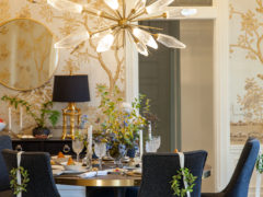 Win This House! Dining Room Reveal
